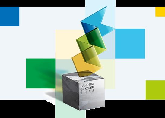 Statuetka Bandera Sukcesu 2018
